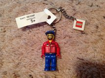 LEGO Truck Driver Keychain in Camp Lejeune, North Carolina