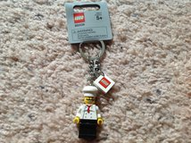 LEGO City Chef Keychain in Camp Lejeune, North Carolina
