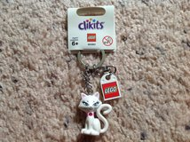 LEGO Click-It's Keychain in Camp Lejeune, North Carolina