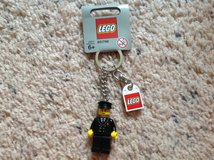 LEGO City Pilot Keychain in Camp Lejeune, North Carolina