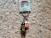 LEGO Pirates Captain Keychain in Camp Lejeune, North Carolina