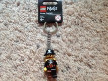 LEGO Pirates Captain v2 Keychain in Camp Lejeune, North Carolina