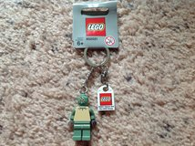 LEGO Squidward Keychain in Camp Lejeune, North Carolina