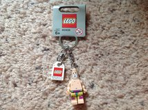 LEGO Patrick Keychain in Camp Lejeune, North Carolina