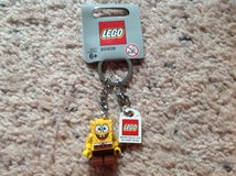 LEGO SpongeBob Keychain in Camp Lejeune, North Carolina