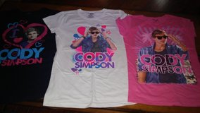 Cody Simpson t-shirts - New in Kingwood, Texas
