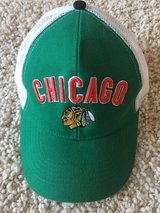 Blackhawks Snap Back Cap in Naperville, Illinois