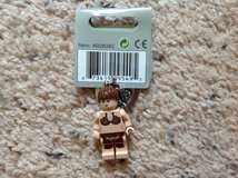 LEGO Princess Leah Keychain in Camp Lejeune, North Carolina