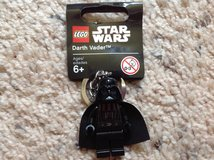 LEGO Darth Vader Keychain in Camp Lejeune, North Carolina