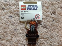 LEGO Plo Koon Keychain in Camp Lejeune, North Carolina