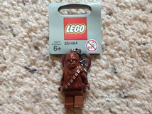 LEGO Chewbacca Keychain in Camp Lejeune, North Carolina