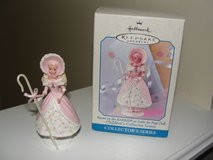 "HALLMARK ""BARBIE CINDERELLA DOLL""  CHRISTMAS ORNAMENT 1998 in Camp Lejeune, North Carolina"