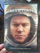 """The Martian"" unopened DVD in Fort Campbell, Kentucky"