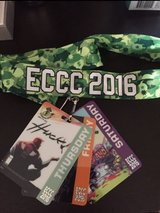 EMERALD CITY COMICON TICKETS in Fort Lewis, Washington