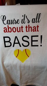 It's all bout the base t shirts in Warner Robins, Georgia