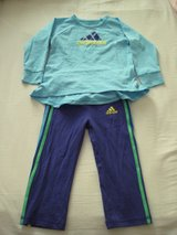 Adidas baby girl outfit - 18m in Okinawa, Japan