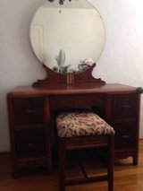 Vanity Antique Dresser/w bench in Los Angeles, California