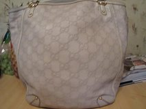 Authentic GUCCI Imprime' Ivory Tote in Houston, Texas