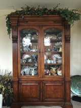 Gabberts China cabinet in Minneapolis, Minnesota