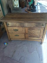 Dresser and vanity in Yucca Valley, California