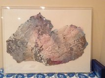 Framed Painted piece of Rock in Los Angeles, California