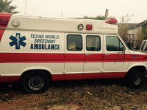 1988 Ford Ambulance ( Motor and Transmission) in Galveston, Texas