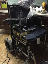 E Power Electric Wheelchair in Aurora, Illinois
