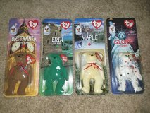 McDonalds Mini Beanie Babies 1997 Complete Set (2 sets available) in Camp Pendleton, California