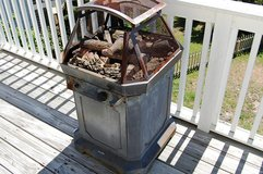 CharBroil Outdoor Gas Fireplace in Beaufort, South Carolina