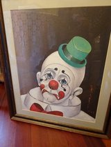 Red Skelton Signed Picture in Bartlett, Illinois