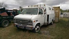 1993 Chevy Van 30 in Conroe, Texas
