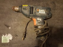 2 black and decker drills(reduced) in Camp Lejeune, North Carolina
