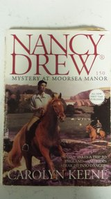 Nancy Drew - Mystery at Moorsea Manor by Carolyn Keene in Kingwood, Texas