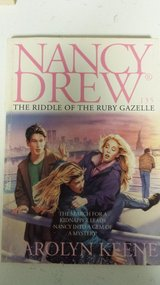 Nancy Drew - the Riddle of the Ruby Gazelle in Kingwood, Texas