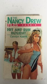 Nancy Drew Files - Hit and run Holiday by Carolyn Keene in Houston, Texas