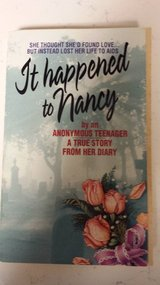 It Happened to Nancy by an Anonymous Teenager in Kingwood, Texas