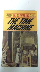 The Time Machine by H. G. Wells in Kingwood, Texas