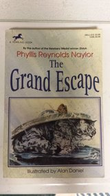 The Grand Escape by Phyllis Reynolds Naylor in Kingwood, Texas