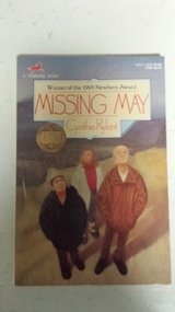 Missing May by Cynthia Rylant in Houston, Texas
