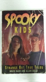 Spooky Kids by Bruce Nash and Allan Zullo in Kingwood, Texas