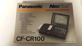 Panasonic Business Card Reader Plus - CF-CR100 in Houston, Texas