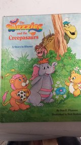 The Wuzzles and the Creepasaurs by Don E. Plumme in Kingwood, Texas