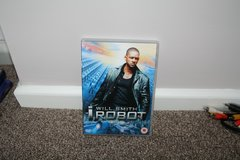 IRobot DVD in Lakenheath, UK