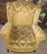 Antique Chair - Floral - reduced in Warner Robins, Georgia