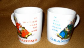 Grandma & Grandpa Mugs in Alamogordo, New Mexico