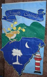 South Carolina House Flag in Columbia, South Carolina