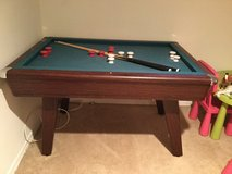Bumper Pool Table in Bolling AFB, DC