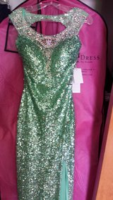 Prom gown in Plainfield, Illinois
