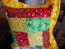 Fruit Pillow w/Lemon Trim in Cherry Point, North Carolina