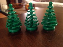 Smaller Lego Trees in Bolingbrook, Illinois